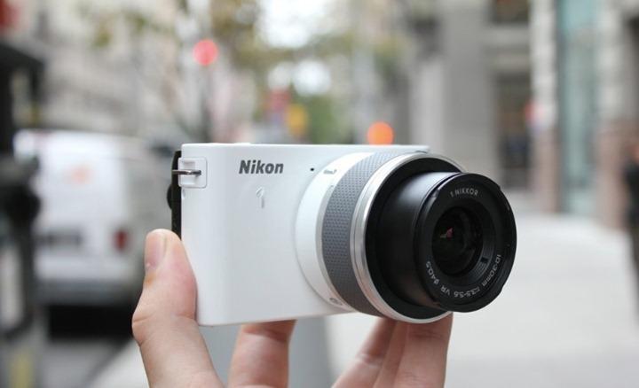 Профессиональные снимки в компактном корпусе: Nikon J1