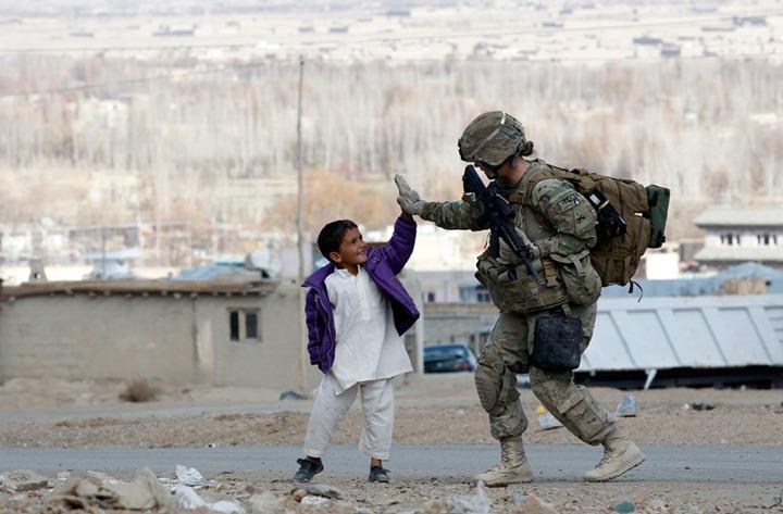 Афганистан: ноябрь 2011