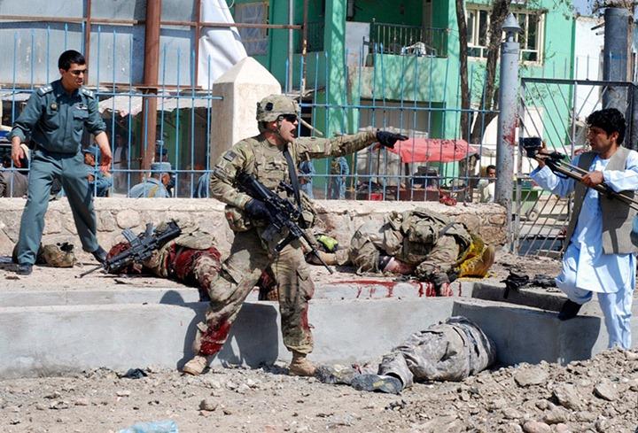 Афганистан: апрель 2012