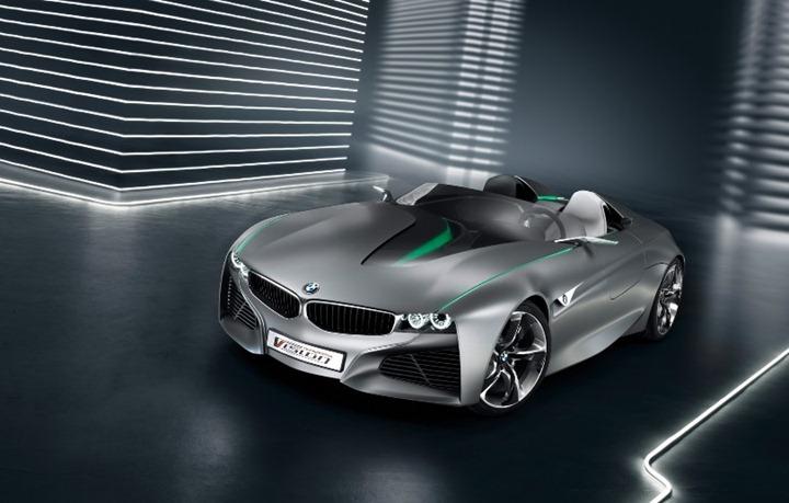 Три идеи BMW Vision ConnectedDrive