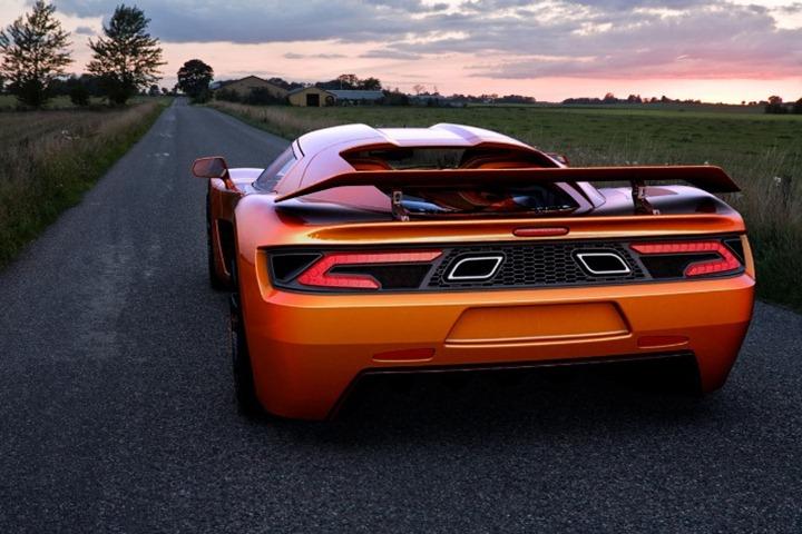 У Bugatti Veyron Super Sport появился конкурент