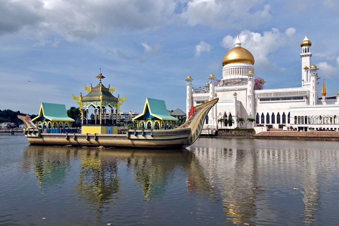Бруней Даруссалам – страна восточных сказок