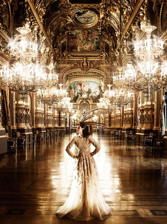 Кристен Стюарт в фотосессии Марио Тестино для Vanity Fair