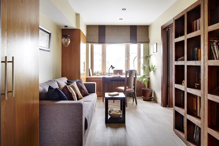 Квартира площадью 67 кв.м. в Москве