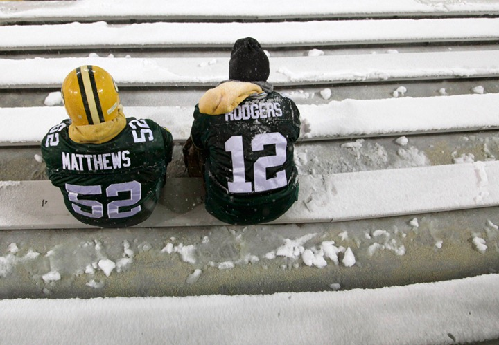 Зимние сцены 2012