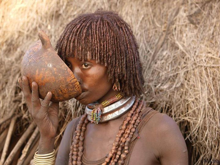 Племена Омо