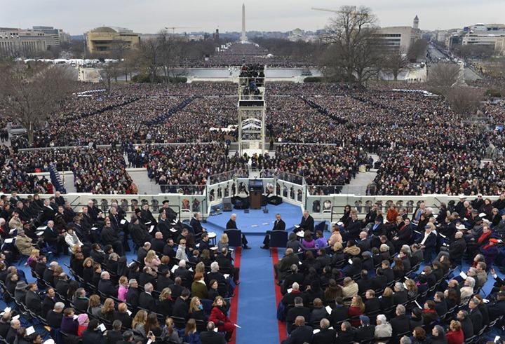 Инаугурация Барака Обамы 2013