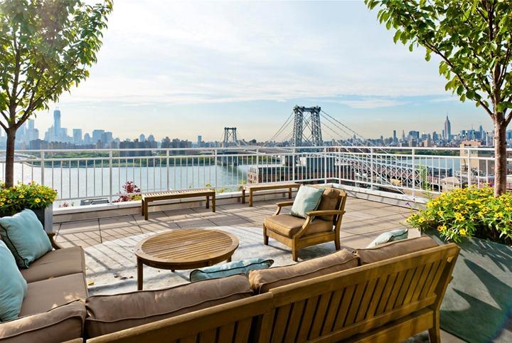 Пентхаус за $4,75 миллиона в Нью–Йорке