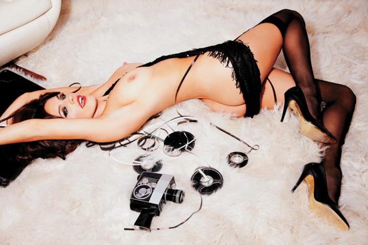 Фотосессии знаменитостей для Playboy