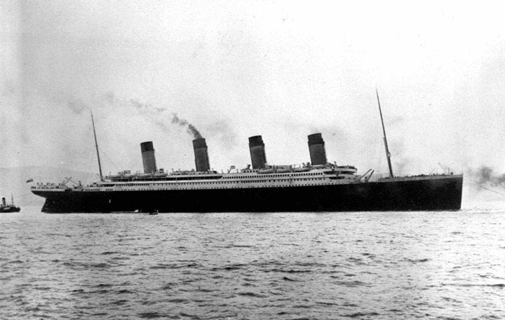 100 летие крушения Титаника
