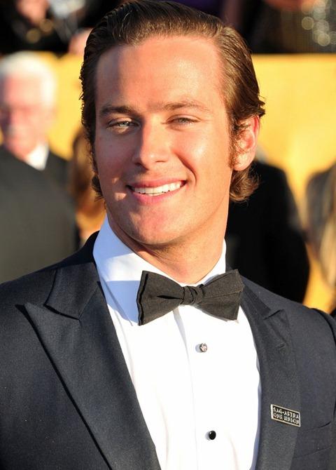 Звезды на SAG Awards 2012