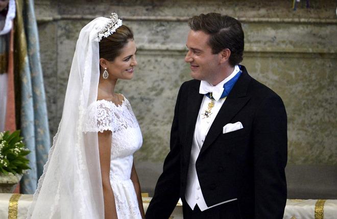 Годовщина королевской свадьбы