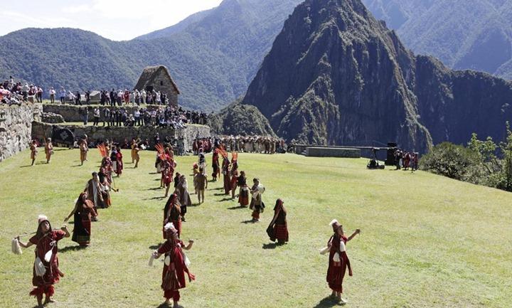 Открытие города инков Мачу Пикчу 100 лет назад