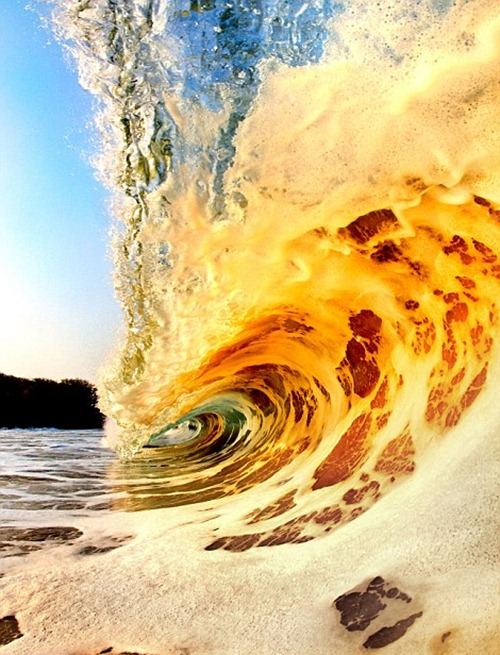 Гавайские волны Nick Selway