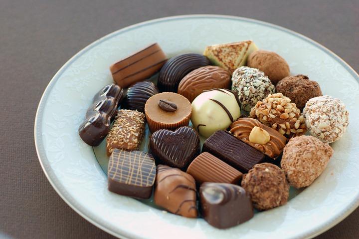 10 фактов о конфетах