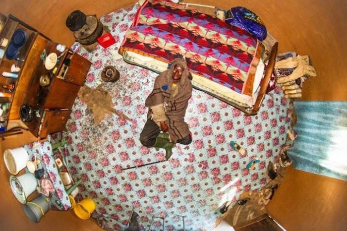 Шестилетний Проект моей комнаты