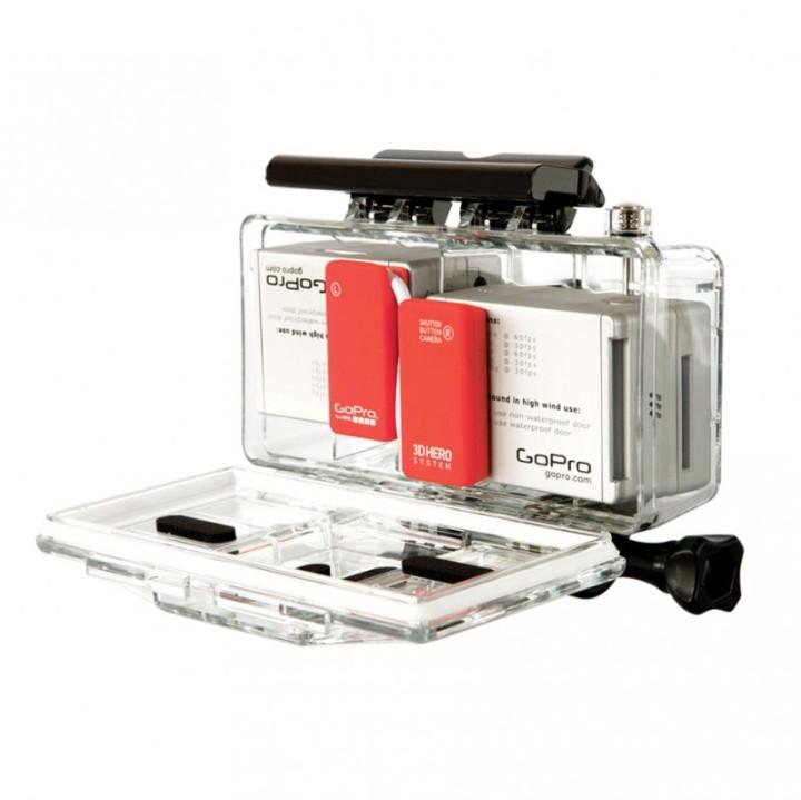 Cамая маленькая в мире 3D камера