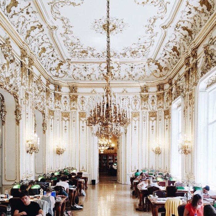 Топ: 15 самых уникальных библиотек мира