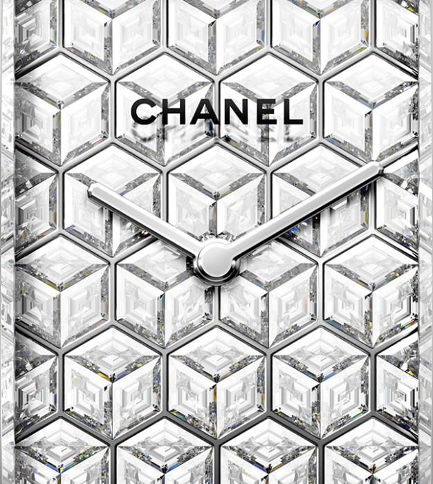 Мозаики из бриллиантов, или часы Chanel