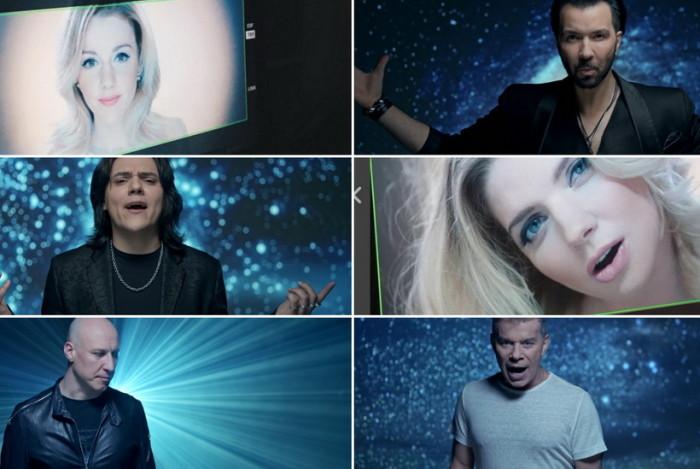 Видеоклип на песню «Трава у дома»: звезды российской эстрады