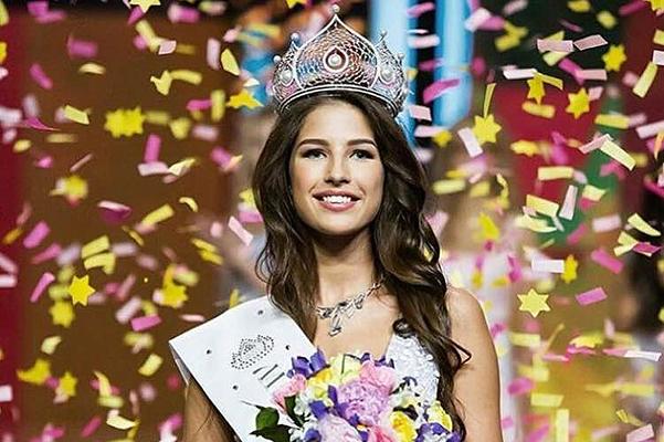 Победительница «Мисс России 2016»