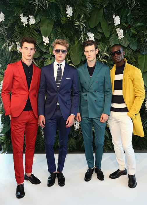 Мужская одежда Tommy Hilfiger весна лето 2016