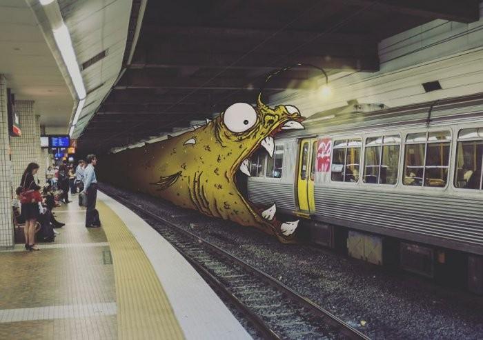 Монстры и чудовища в повседневности