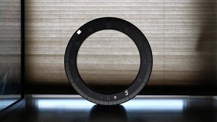 Часы без стрелок Only Clock