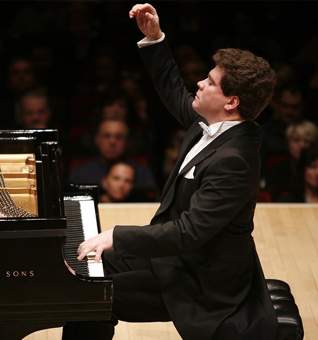 Музыкальный конкурс Grand Piano Competition