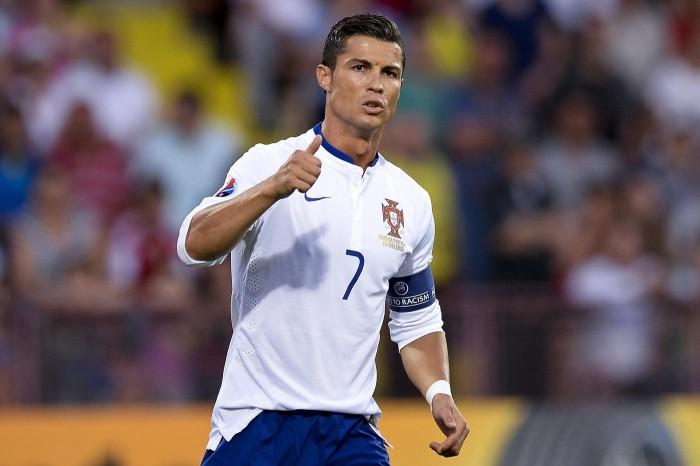 Роналду не сыграл с «Манчестером»