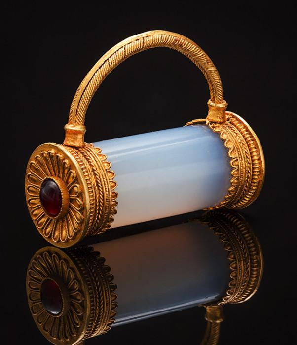 Выставка в Москве: греческое ювелирное искусство
