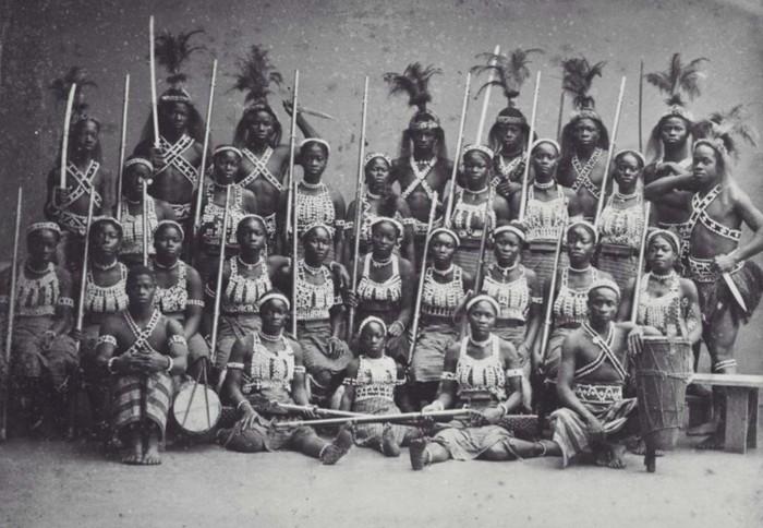 Кровавые женщины королевства Дагомея