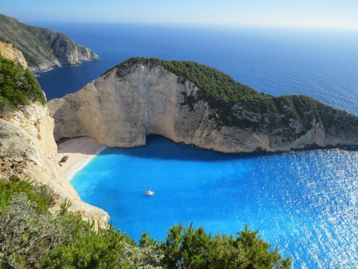 Отдых в Греции: потрясающие пейзажи страны