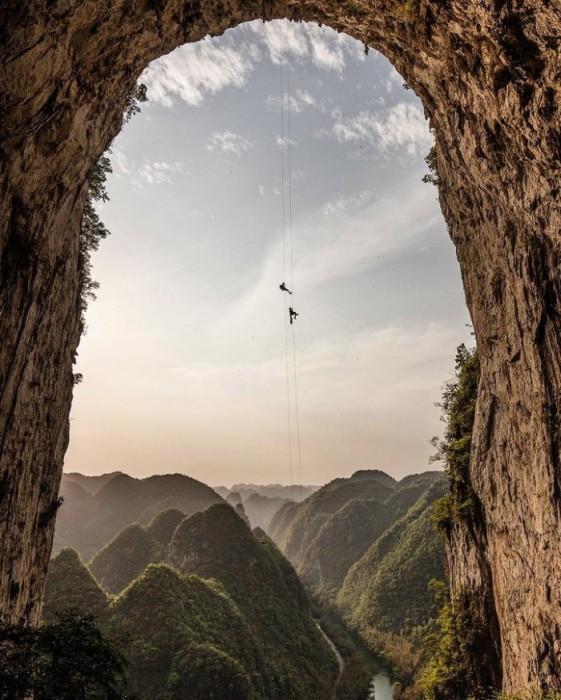 Адреналин: фотографии авантюрного путешественника