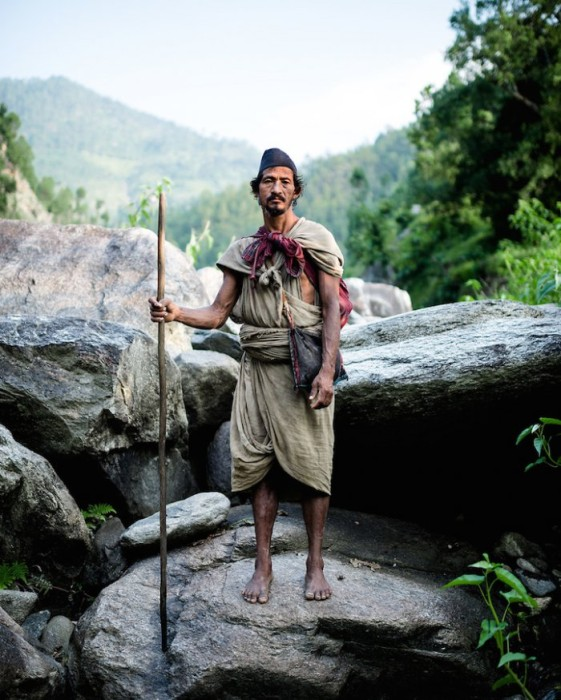 «Короли леса»: древнее гималайское племя