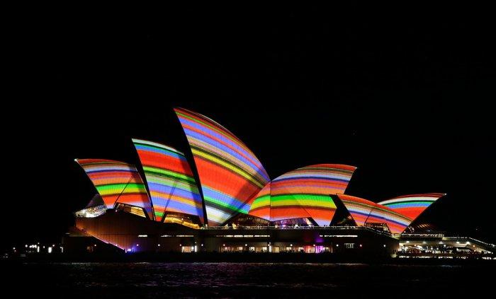 Сидней – фестиваль света