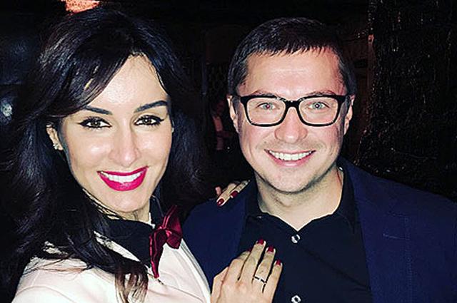 Тина Канделаки вышла замуж
