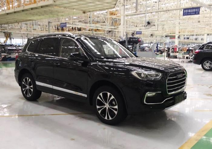 Китайский автомобиль Yema T80: скоро в продаже