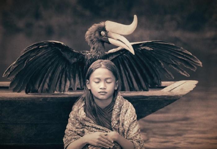 Гармония человека и природы: фотопроект