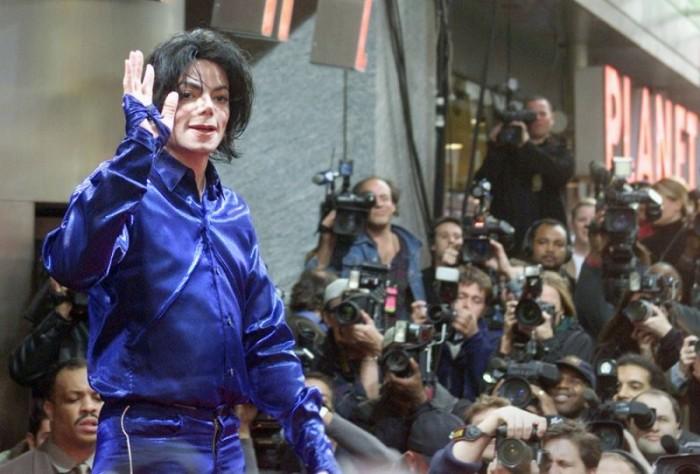 Майкл Джексон   жизнь в фотографиях