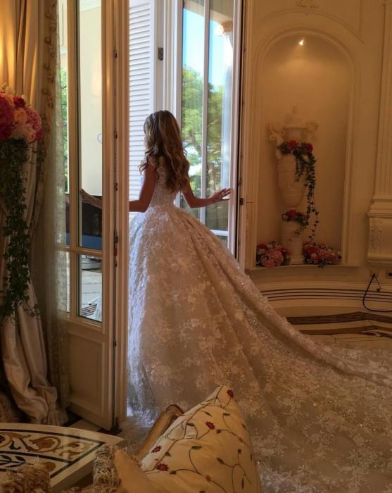 Свадьба дочери российского олигарха в Монако