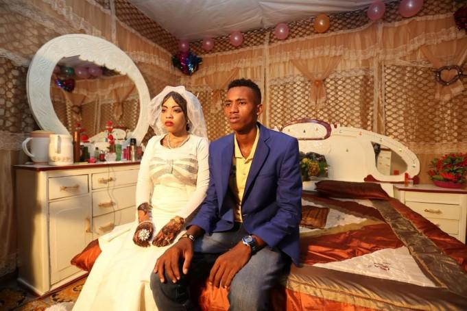 Свадьба в Сомали
