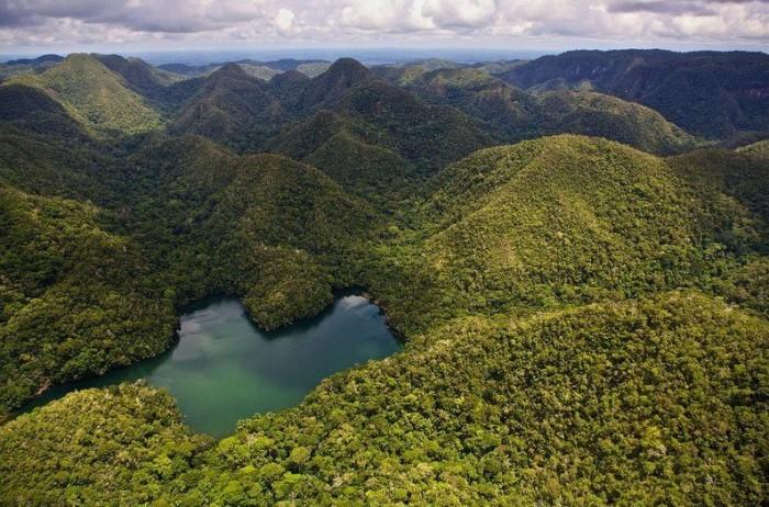 Самый молодой национальный парк планеты