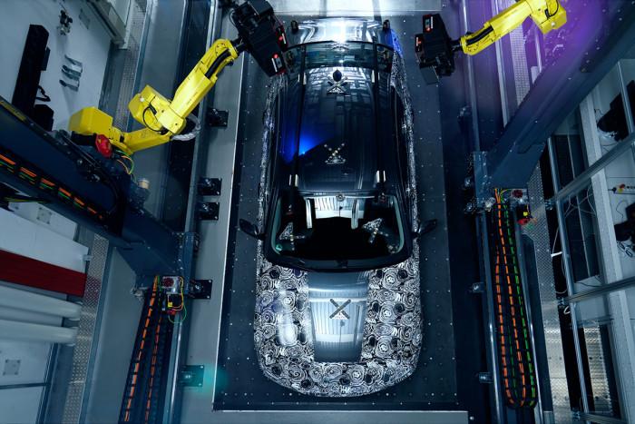 Новое поколение. Новый седан. Новый BMW 5 Series