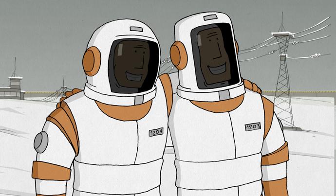 В шорт листе «Оскара» появился российский мультфильм