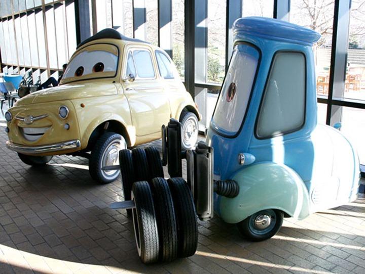 Офис Pixar