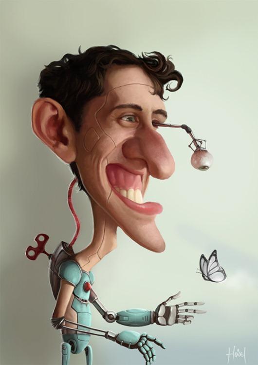 Забавные работы Tiago Hoisel
