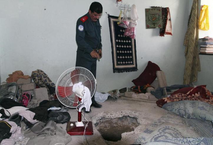 Побег талибов из главной тюрьмы Кандагара