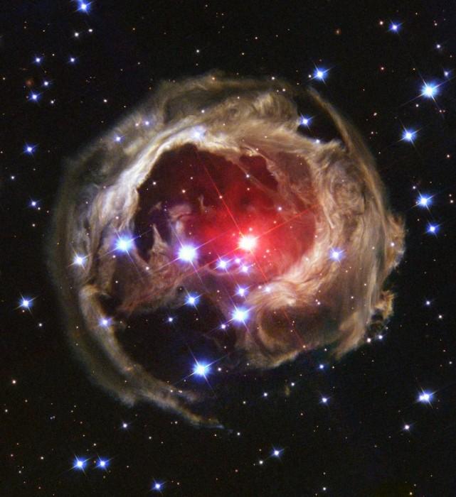 Необычайная красота космоса в фотографиях