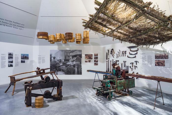 Музей Biesbosch в Нидерландах